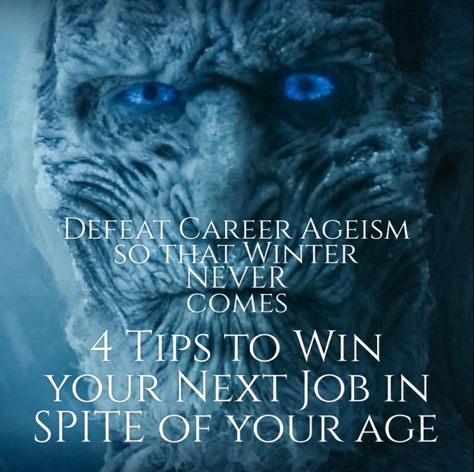 Defeat Career Ageism