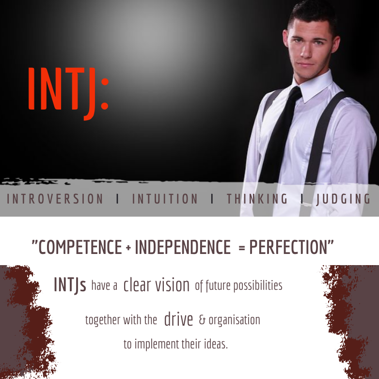 INTJ: Competence + Independence = Perfection