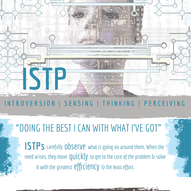 ISTP: Doing the best I can with what I've got